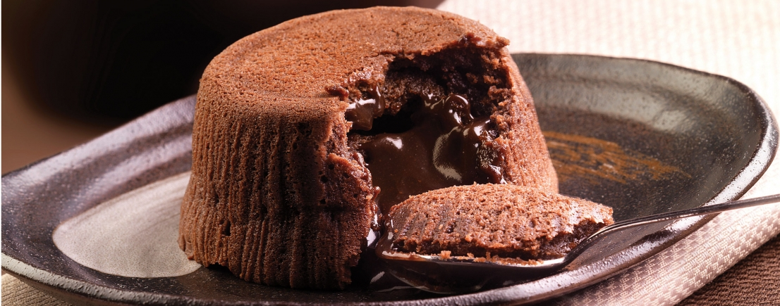 Bindi Chocolate Souffle