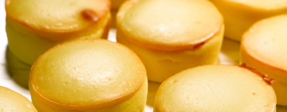Bindi Mini New York Cheesecake