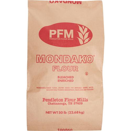 Pendletons Mondako Flour 50 Lbs Pizza Flour