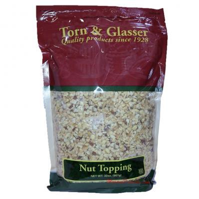 Torn & Glasser Nut Topping 32oz