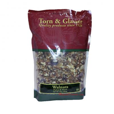 Torn & Glasser Walnut Halves Pieces 22oz